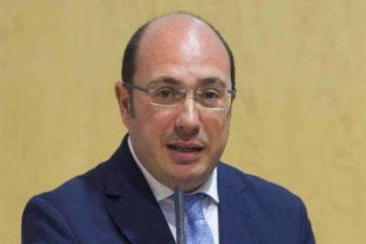 Pedro Antonio Sánchez, presidente popular de Murcia, tira la toalla y dimite