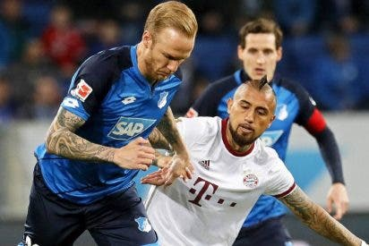 El Bayern suma su segunda derrota en la Bundesliga a una semana de recibir al Real Madrid en Champions