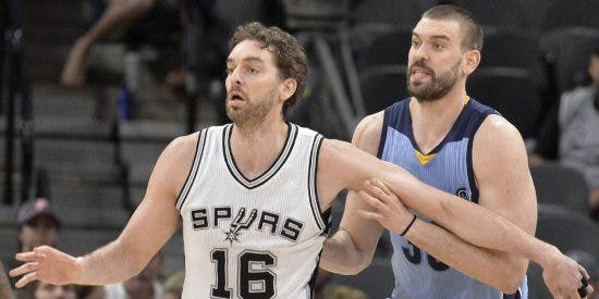 Un Marc de récord no evita que los Spurs de Pau Gasol den una paliza a sus Grizzlies