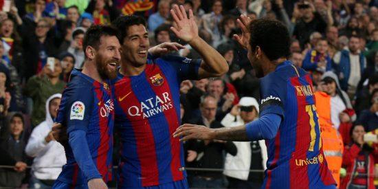 Messi sólo necesitó una parte: FC Barcelona 3 - Sevilla FC 0