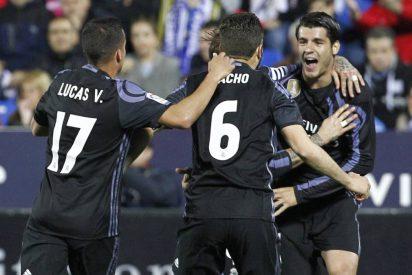 Asensio no deja pasar una: Leganés 2 - Real Madrid 4