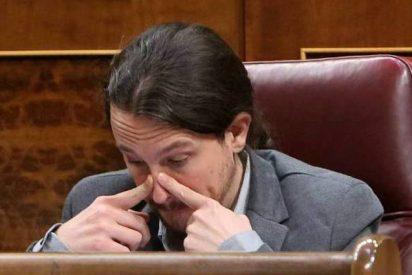 Pablo Iglesias y sus secuaces no muerden la mano chavista que les da de comer