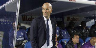 """Zinedine Zidane: """"No sé si he sido atrevido con el once, tengo una gran plantilla"""""""