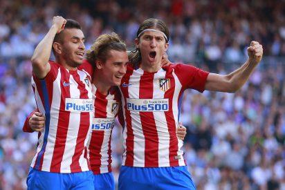 Griezmann incendia la Liga: Real Madrid 1 - Atlético de Madrid 1