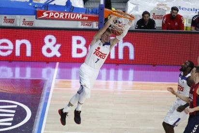 Doncic deslumbra: Real Madrid 86 - Baskonia 82