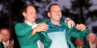 Sergio García gana el Masters de Augusta e ingresa en la corte de los más grandes del golf