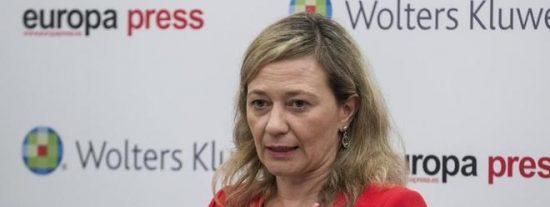 """La juez Rosell, alias 'Miss Aeropuertos de Podemos', afronta un mes de suspensión por """"infracción muy grave"""""""