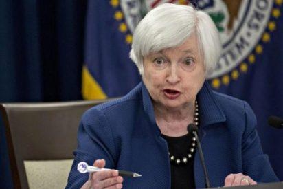 Janet Yellen aventura una próxima subida de tipos en EEUU