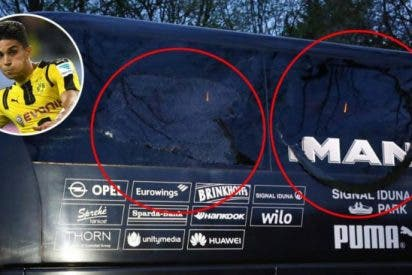 """La policía alemana atrapa a un islamista y a un cómplice por el """"ataque terrorista"""" contra el Borussia Dortmund"""