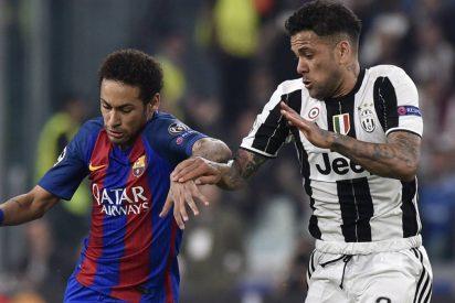 """Dani Alves: """"En el Camp Nou los partidos duran muchísimo y sufriremos"""""""