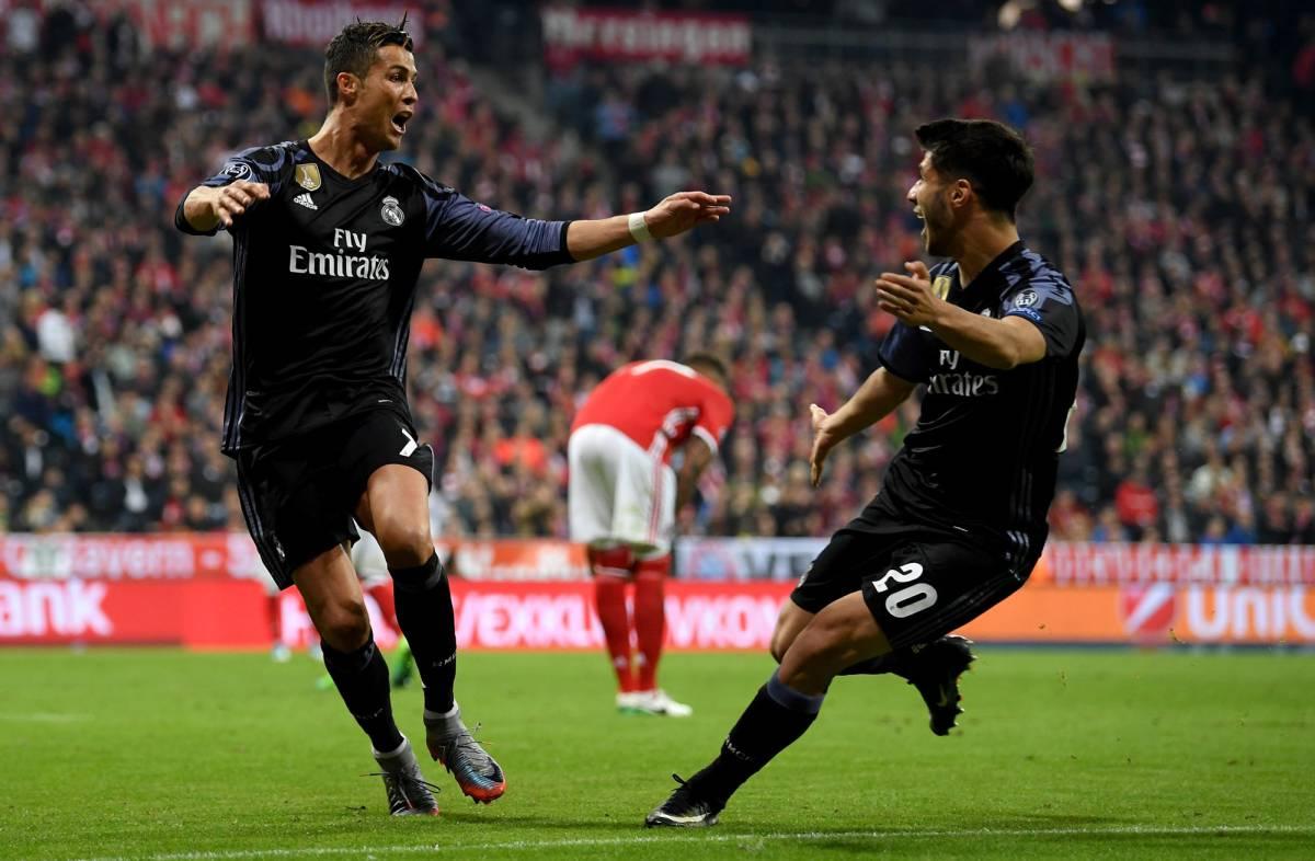 El Real Madrid machaca al Bayern en su campo con dos goles de Cristiano Ronaldo (1-2)