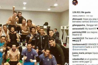 """Dybala y Theo """"celebran"""" en Instagram el triunfo del Real Madrid sobre el Bayern"""