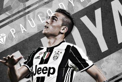Paulo Dybala pasa de Real Madrid y Barça y renueva con la Juventus hasta 2022