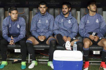 Real Madrid: El equipo de guardia para mantener la renta en la Liga