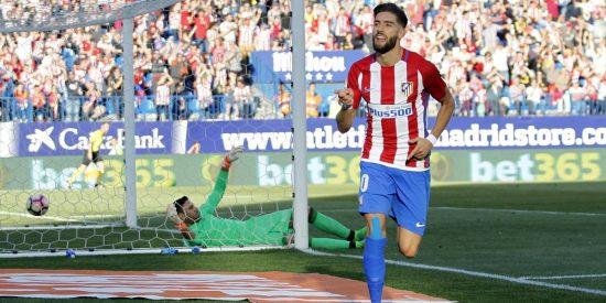 Carrasco hizo de Griezmann: Atlético de Madrid 3 - Osasuna 0