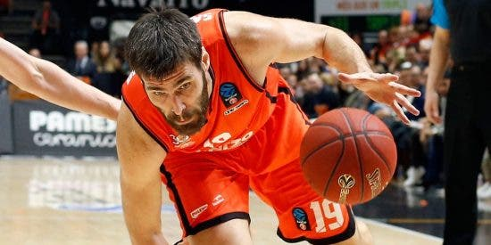 Oriola agravan la crisis de un Barcelona irreconocible: Valencia Basket 76 - FC Barcelona Lassa 59
