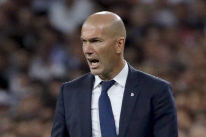 """Zinedine Zidane: """"En el fútbol no existe la suerte, hemos merecido pasar en los dos partidos"""""""