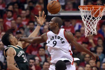 Los Bulls vuelven a golpear en Boston y Toronto empata la serie con Milwaukee