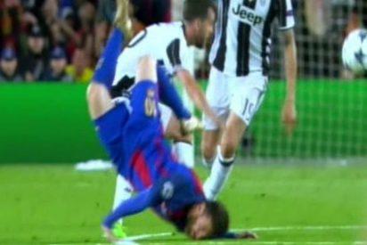 El Barça de Messi se dio contra un muro: FC Barcelona 0 - Juventus 0