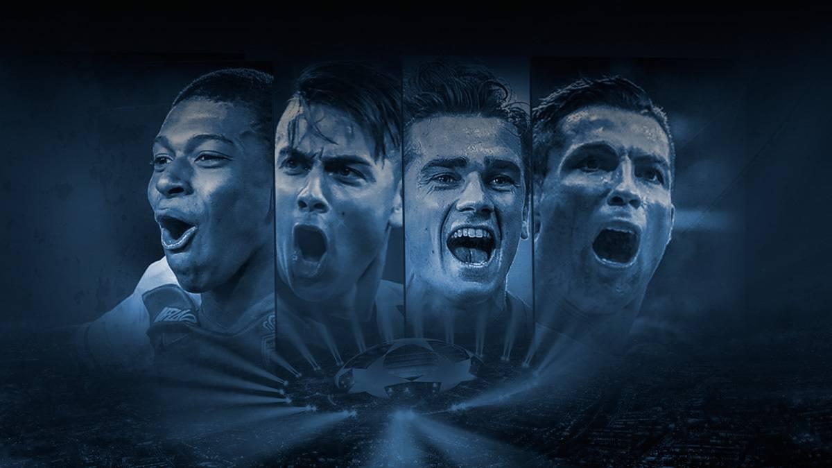 Real Madrid y Atlético toman la última curva de la Champions