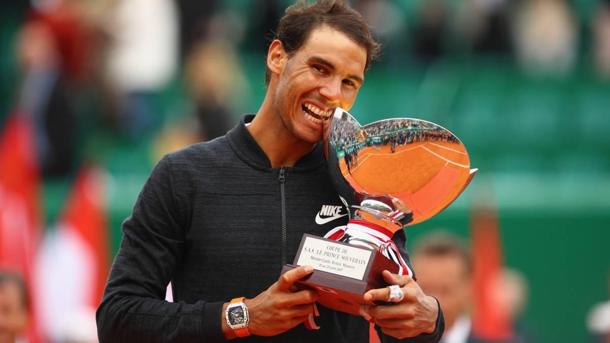 Rafa Nadal se convierte en leyenda al derrotar a Albert Ramos en la final de Montecarlo
