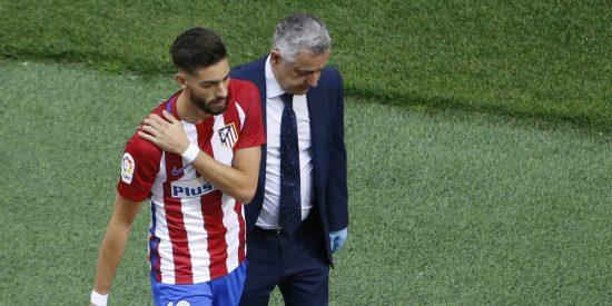 Yannick Carrasco estará en la ida de Champions ante el Real Madrid