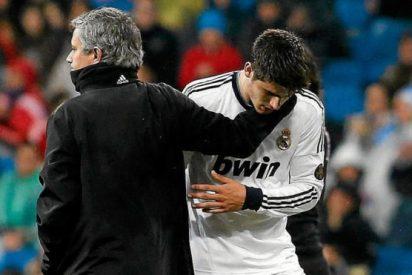 Mourinho telefonea a Morata para llevárselo al Manchester United