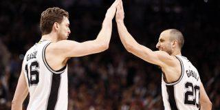 Pau gana a Marc y los Spurs colocan a los Grizzlies al borde del abismo (3-2)