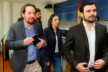 """Alfonso Rojo le tira de la coleta a Iglesias: """"Gracias a sus payasadas, el PP es percibido como la única alternativa al populismo comunistoide"""""""