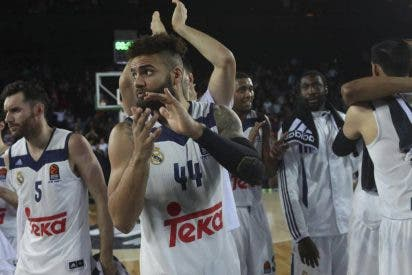 El Madrid vuelve a la Final Four: Darussafaka Dogus 78 - Real Madrid 89
