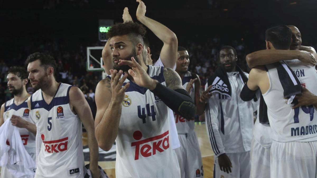 El Madrid vuelve a la Final Four: Darussafaka Dogus 78 - Real Madrid 89