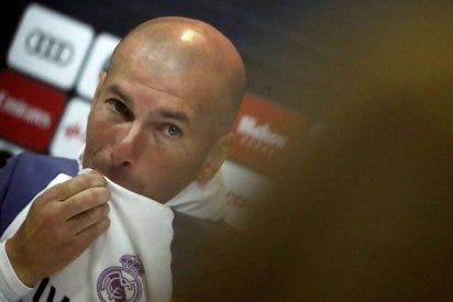 Zinedine Zidane pide a sus paisanos franceses que no voten por Marine Le Pen