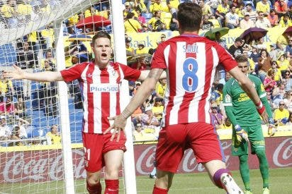 Cinco goles y otra baja: UD Las Palmas 0 - Atlético de Madrid 5
