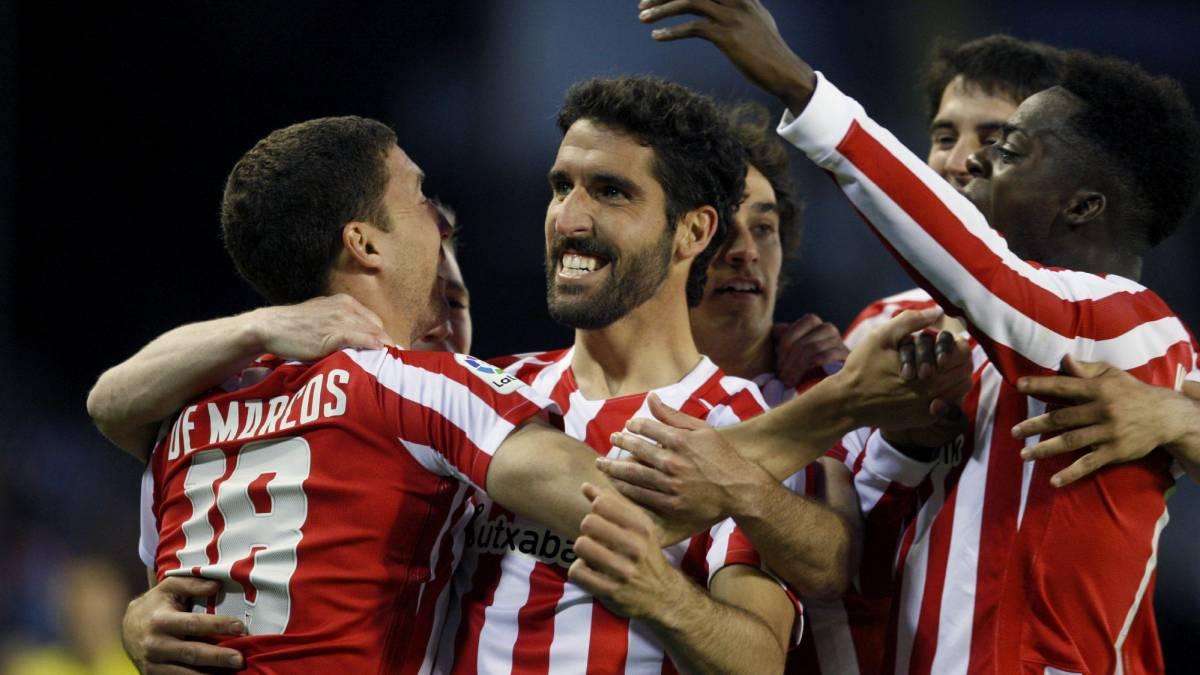 El Athletic de Bilbao no descuida la sexta plaza y el Leganés no amarra la salvación