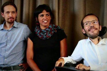 Teresa Rodríguez le hace un roto a Podemos en Andalucía y se cisca en Pablo Iglesias y Echenique