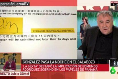 """'Operación Lezo', LaSextaTV y el monumental cabreo de Ferreras: """"¡Aquí no protegemos a nadie!"""""""
