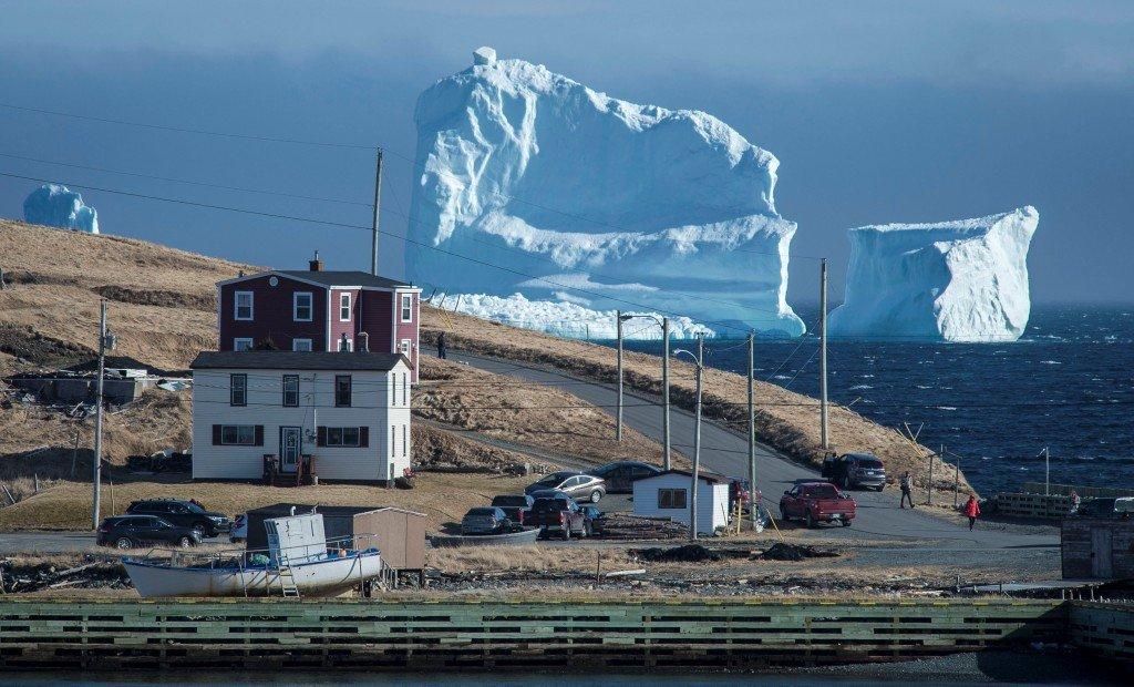 Calentamiento global: Un iceberg gigante se 'escapa' a mar abierto