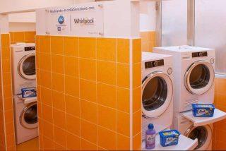 """El Vaticano abre la """"lavandería del Papa"""" para personas sin hogar"""