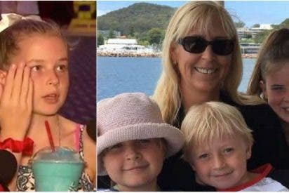Así escapó una niña del coche hundido en el que murieron su madre y sus dos hermanos