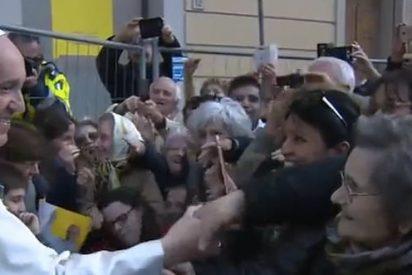 """El Papa, a los habitantes de Mirandola: """"No cedais al desaliento ante las dificultades que aún permanecen"""""""