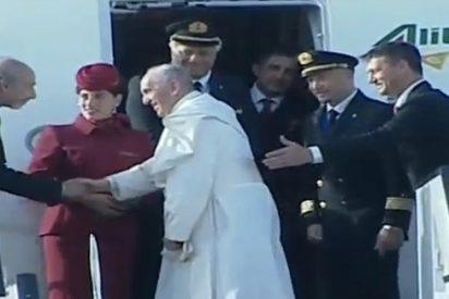 El Papa pide a los consagrados que