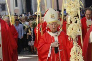"""El cardenal Cañizares pide que la Semana Santa en la diócesis de Valencia sea """"un clamor por la paz"""""""