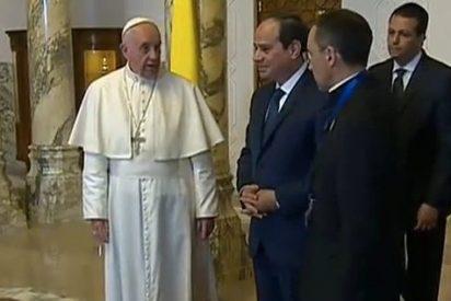 """Francisco, en El Cairo: """"Es un viaje de unidad, de hermandad"""""""