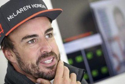 """Fernando Alonso: """"Los demás equipos deben estar que trinan con lo de Indy"""""""