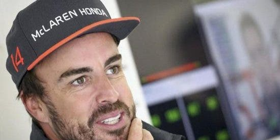 Fernando Alonso renuncia al Gran Premio de Mónaco para correr las 500 millas de Indianápolis con McLaren