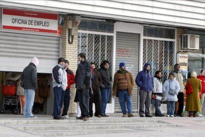El paro sube en 17.200 personas en el primer trimestre y se destruyen 69.800 empleos