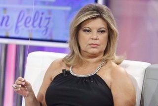 'Supervivientes': Terelu 'deja tirado en la cuneta' a Bigote Arrocet afirmando que no es de su familia