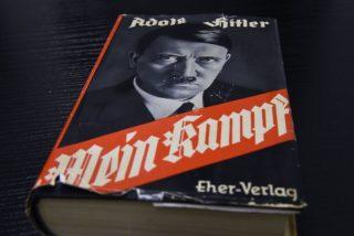 El 'Mein Kampf' de Hitler será parte del programa escolar de Japón