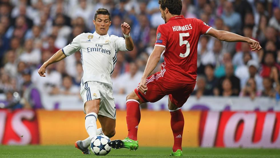 'Cuando al fútbol se le hinchan los balones': La prórroga del Real Madrid-Bayern, lo más visto de la temporada en TV