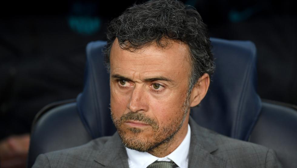 El tapado para sustituir a Luis Enrique en el Barça es un bombazo bestial